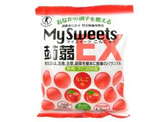 マイスイーツ 蒟蒻 りんご味