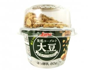 食感ヨーグルト 大豆