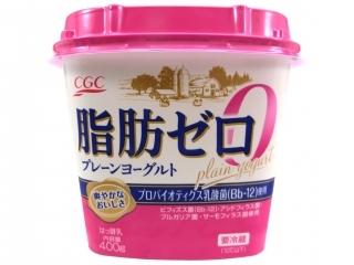 CGC 脂肪ゼロ プレーンヨーグルト