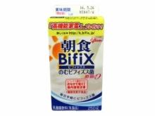 朝食BifiXのむビフィズス菌 脂肪ゼロ