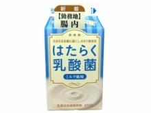 日清ヨーク はたらく乳酸菌 ミルク風味