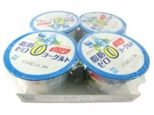 北海道 脂肪0ヨーグルト 4個パック