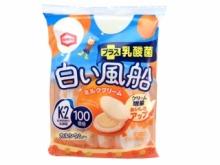 亀田製菓 白い風船 ミルククリーム