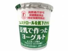 ソヤファーム 豆乳で作ったヨーグルト フルーツ味