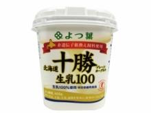 よつ葉 北海道 十勝プレーンヨーグルト 生乳 100